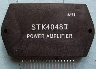 Stk7358 схема включения